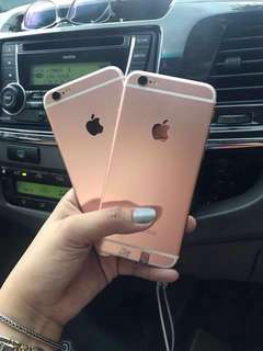 iphone 6s plus rosegold 64gb factory unlocked