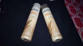 Authentic Aveeno Shampoo and Conditioner