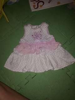 Newborn to 3months Dress