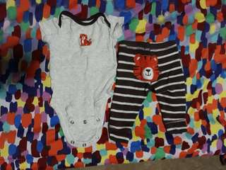 Baby pair clothes