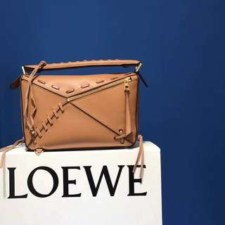 Loewe Puzzle編織款.