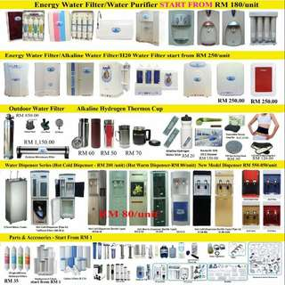 House Water Filter, Water Dispenser,Watwr Filter Parts & Accessories