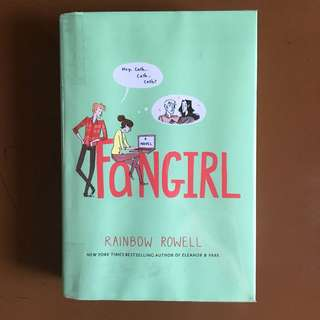 Fangirl by Rainbow Rowell [Hard Cover]