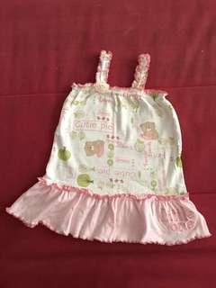 Hallmark Babies Forever Friends Cute Dress