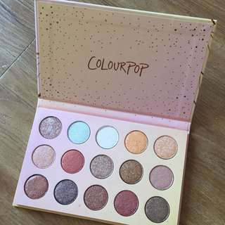 AUTH GOLDEN STATE OF MIND PALETTE