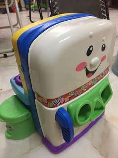 Fisher Price Musical Play and Learn Kitchen