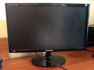 Samsung LED monitor syncmaster SA300