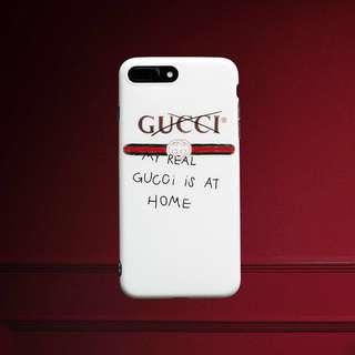 惡搞韓風GUCCI手機殼 IPhone case (iPhone X)
