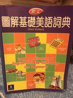 Longman 圖解基礎美語詞典