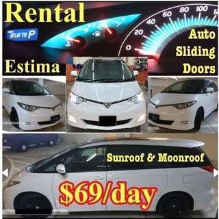 ✨Estima MPV($69) ✨Lexus IS250($64) ✨Vezel Hybrid($69) ✨Honda Accord($55) ✨Lexus Super Luxury GS300($75)  ✨BMW 120i Convertible Cabriolet ($76) ✨BMW 525i($69) Car Rental Leasing Uber Grab Wedding Rent Volvo Toyota Mercedes Sport Airport Taxi Cab Transfer