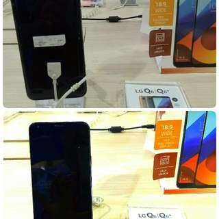 LG Q6plus 64GB kredit proses 3menit