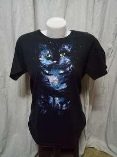 Galaxy Cat Shirt