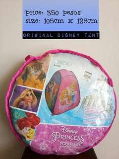pop up tent disney