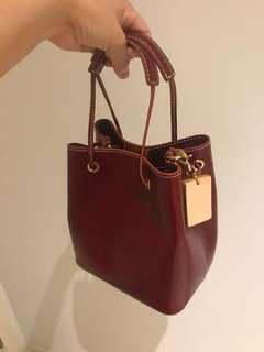 Han Hsia handmade bag