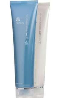 Body shaping gel & dermatic effect pack