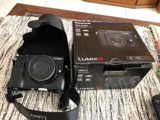 Panasonic GX85K micro 4/3 camera