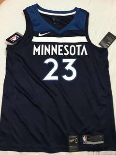 Authentic NBA Nike Swingman Jersey (Jimmy Butler)