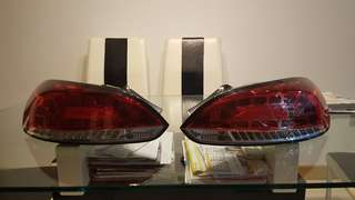 Volkswagen Scirocco LED tail light