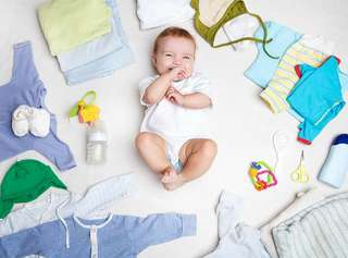 Free baby stuff to give away (for needy mums pls)
