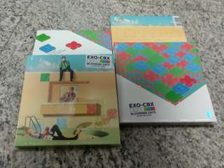 [INSTOCK] EXO-CBX BLOOMING DAYS