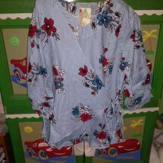 Shirt Kimono Strip