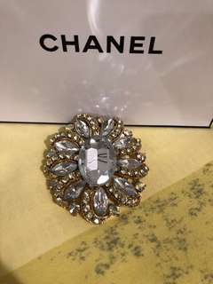 Chanel Inspired Pin