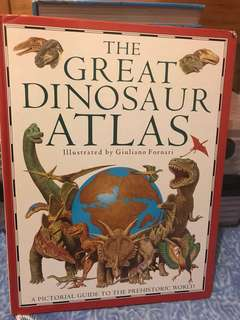 The Great Dionsaur Atlas