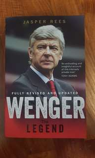 Wenger The Legend (Fully revised and Updated)