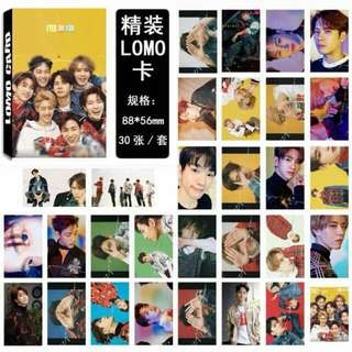 [PREORDER] GOT7 Lomo Card