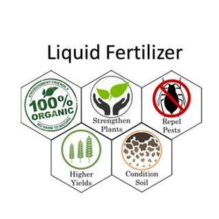 Free Liquid Fertilizer
