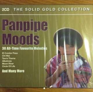 Panpipes Moods ( 2 CD )