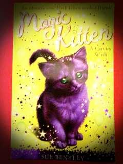 Magic Kitten- A Circus Wish