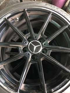 Benz Rim Cheap Perfect Condition