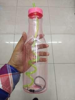 Hipster bottle