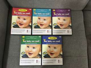 Baby educational CDs 📀