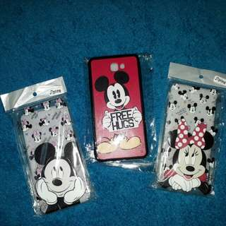 Samsung J7 Prime Phone Case Mickey Mouse Bundle