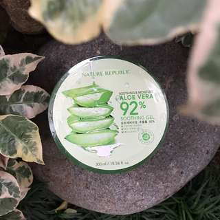 Aloe Vera Nature Republic JUAL RUGI, NEGO