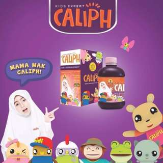 Caliph Supplement for Kids Stage 2