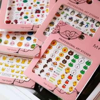 Little Nail Sticker - 5P10