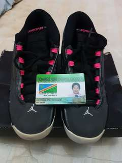 Jordan 14 Retro GG hyper pink