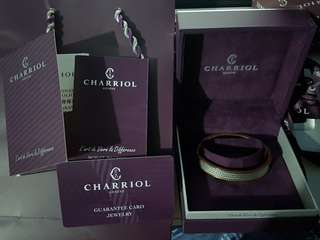 Charriol Forever Young Bangle