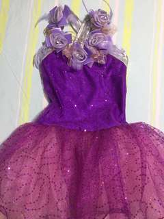 Beautiful ballet dance dress