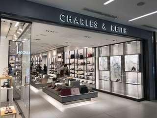 5月Charles and Keith新加坡代購團 🇸🇬