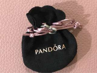 Pandora Delicate Bow Ring Size 6
