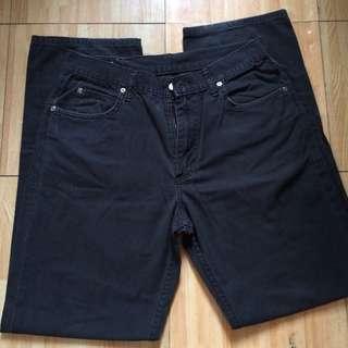 Lee Black Pants
