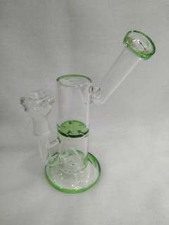 25cm tall Glass display ( instock )