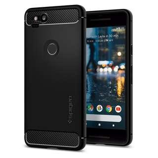 Google Pixel 2 Case Rugged Armor