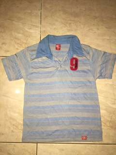 Hammer Head Polo Shirt Size Small for 4-6 years old