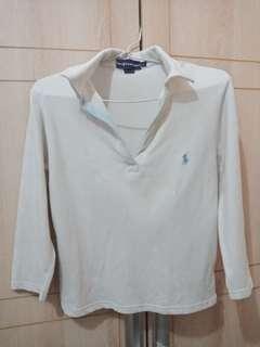 Preloved polo woman shirt