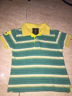 Beverly Hills Polo Club Polo Shirt For kids Medium